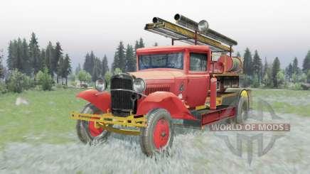 ГАЗ АА ПМГ-1 1932 для Spin Tires