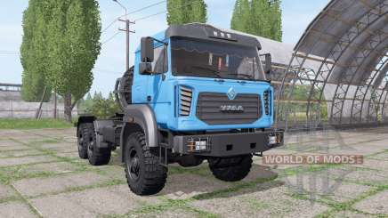 Урал-44202-3511-82М для Farming Simulator 2017