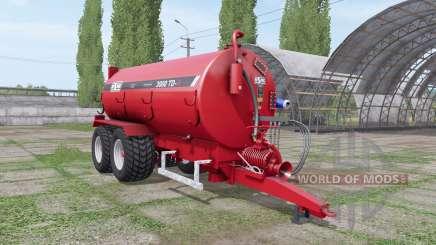 Hi Spec 3000 TD-S для Farming Simulator 2017