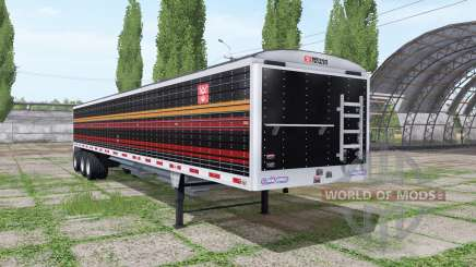 Wilson Pacesetter tag axle для Farming Simulator 2017