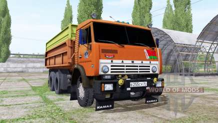 КамАЗ 53212 для Farming Simulator 2017