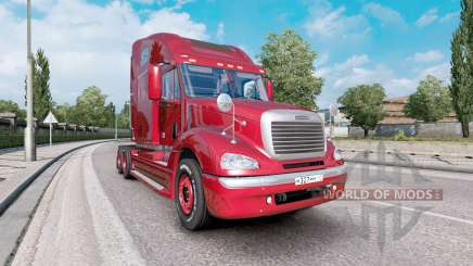Freightliner Columbia Raised Roof 2000 для Euro Truck Simulator 2