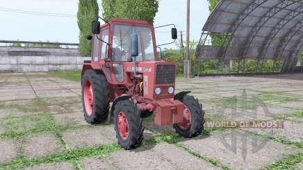 МТЗ 82 Pronar для Farming Simulator 2017