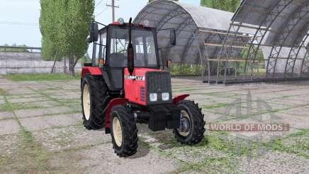МТЗ 82 TS для Farming Simulator 2017