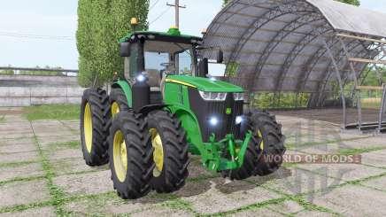 John Deere 7250R для Farming Simulator 2017