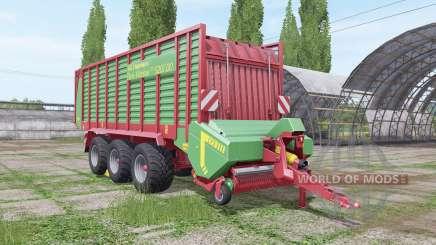 Strautmann Tera-Vitesse CFS 5201 DO edit Robby для Farming Simulator 2017
