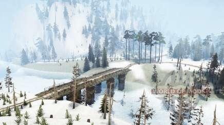 Winter для MudRunner