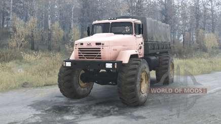 КрАЗ 5131ВЕ Monster для MudRunner