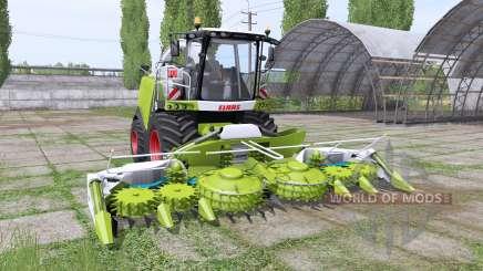 CLAAS Jaguar 930 v3.0 для Farming Simulator 2017