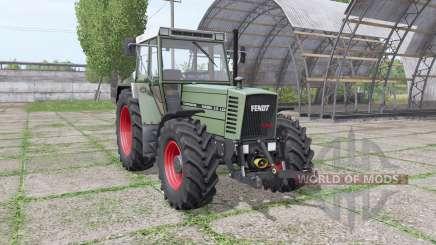 Fendt Farmer 312 LSA Turbomatik v1.2 для Farming Simulator 2017