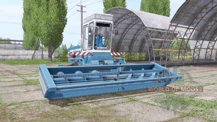 Fortschritt E 303 v2.0 для Farming Simulator 2017