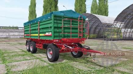 METALTECH DB 20 для Farming Simulator 2017