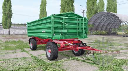 Kroger Agroliner HKD 150 v1.1 для Farming Simulator 2017