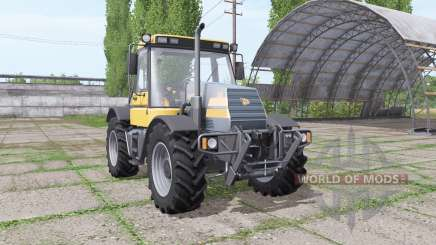 JCB Fastrac 150 Turbo для Farming Simulator 2017