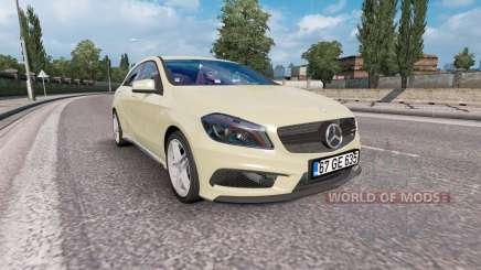 Mercedes-Benz A 45 AMG (W176) 2013 для Euro Truck Simulator 2