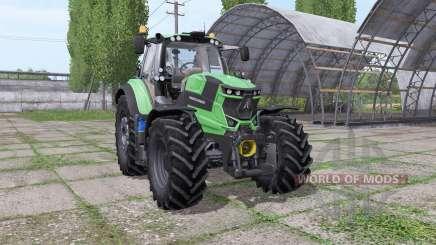 Deutz-Fahr Agrotron 6175 TTV для Farming Simulator 2017