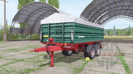 Farmtech TDK 1600 v1.1 для Farming Simulator 2017