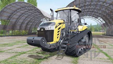 Challenger MT755E v1.1 by Bonecrusher6 для Farming Simulator 2017