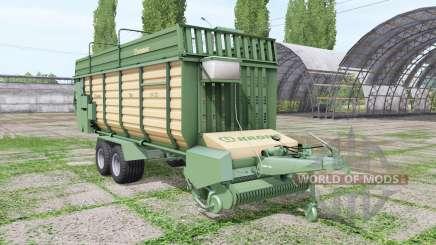 Krone Titan 6-42 GD для Farming Simulator 2017