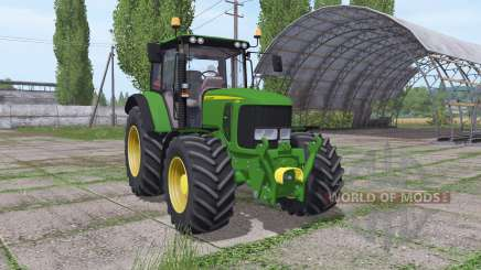 John Deere 6230 для Farming Simulator 2017