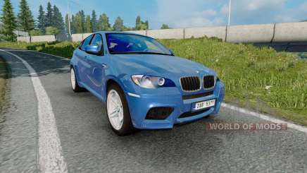 BMW X6 M (Е71) 2009 для Euro Truck Simulator 2