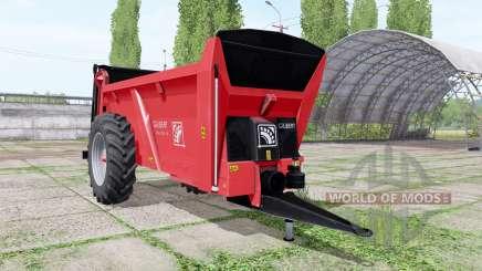Gilibert Helios 15 для Farming Simulator 2017