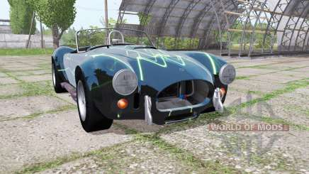 Shelby Cobra 427 (MkIII) 1967 для Farming Simulator 2017