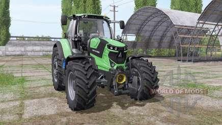 Deutz-Fahr Agrotron 6165 TTV v1.1 для Farming Simulator 2017