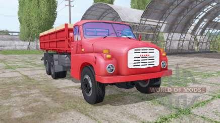 Tatra T148 S1 agro для Farming Simulator 2017