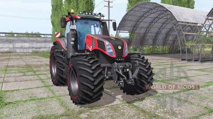 New Holland T8.420 special edition для Farming Simulator 2017