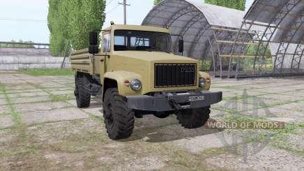 ГАЗ 3308 Садко v1.0.0.1 для Farming Simulator 2017