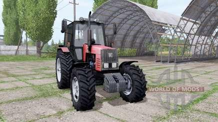 МТЗ 1221 Беларус v2.1 для Farming Simulator 2017