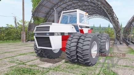 Case 2870 Traction King для Farming Simulator 2017