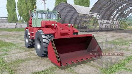 Кировец К 710М ПК 4 для Farming Simulator 2017