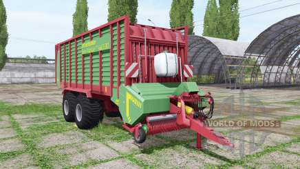 Strautmann Tera-Vitesse CFS 4601 DO v2.0 для Farming Simulator 2017