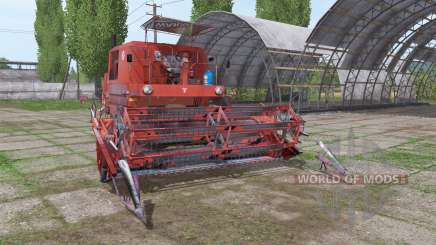 Bizon Z056 edit Kamil723 для Farming Simulator 2017