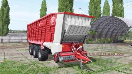 Lely Tigo XR 100 D v2.0 для Farming Simulator 2017