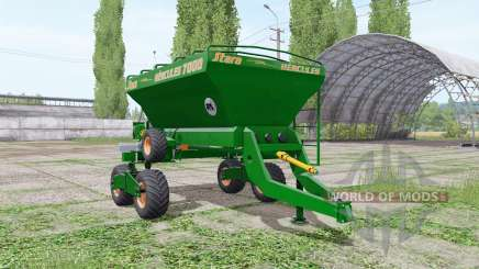 Stara Hercules 7000 для Farming Simulator 2017