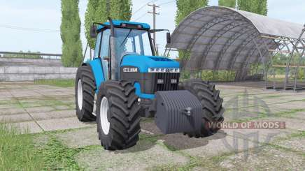 New Holland 8770 для Farming Simulator 2017