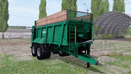 Tebbe HS 180 v1.1 для Farming Simulator 2017