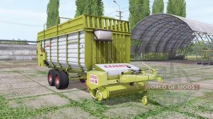 CLAAS Sprint 445 S для Farming Simulator 2017