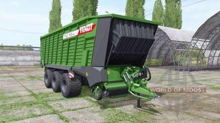 Fendt Tigo XR 100 для Farming Simulator 2017