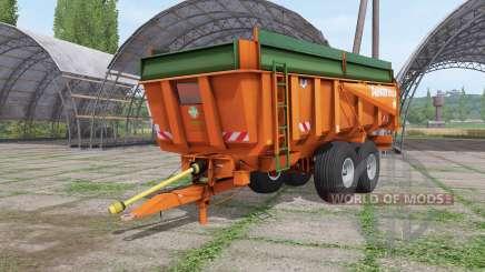 Dangreville BB 18 v2.0 для Farming Simulator 2017