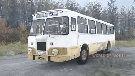 ЛиАЗ 677 для MudRunner