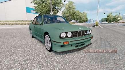 BMW M3 Sport Evolution (E30) 1989 для Euro Truck Simulator 2