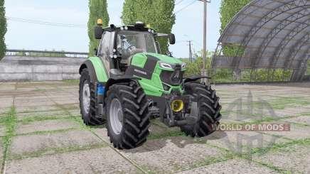 Deutz-Fahr Agrotron 6175 TTV v1.2 для Farming Simulator 2017