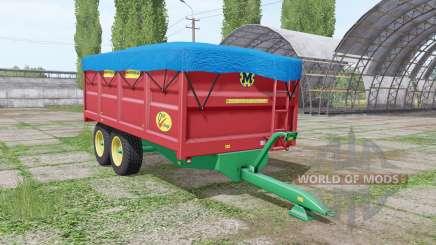 Marshall QM 11 для Farming Simulator 2017