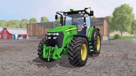 John Deere 7730 v1.2 для Farming Simulator 2015