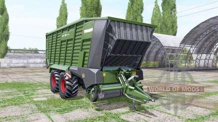 Fendt Tigo XR 75 для Farming Simulator 2017