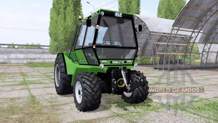 Deutz-Fahr Intrac 2004 v1.1 для Farming Simulator 2017